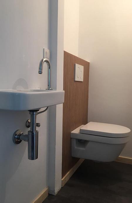Installations sanitaires près de Nivelles, Mons, Wavre